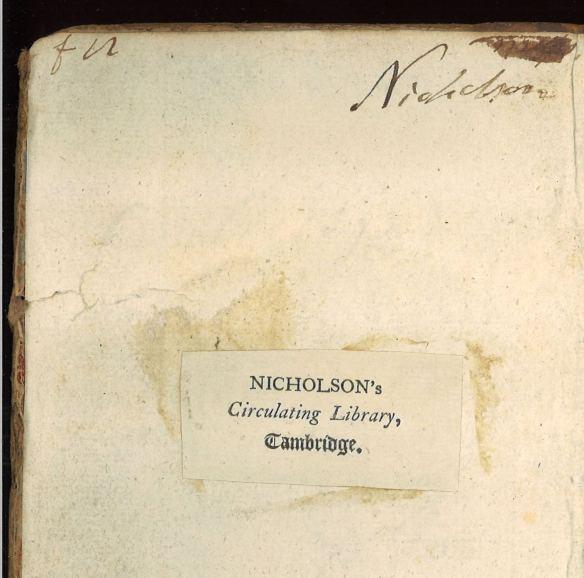 Nicholson.Booklabel