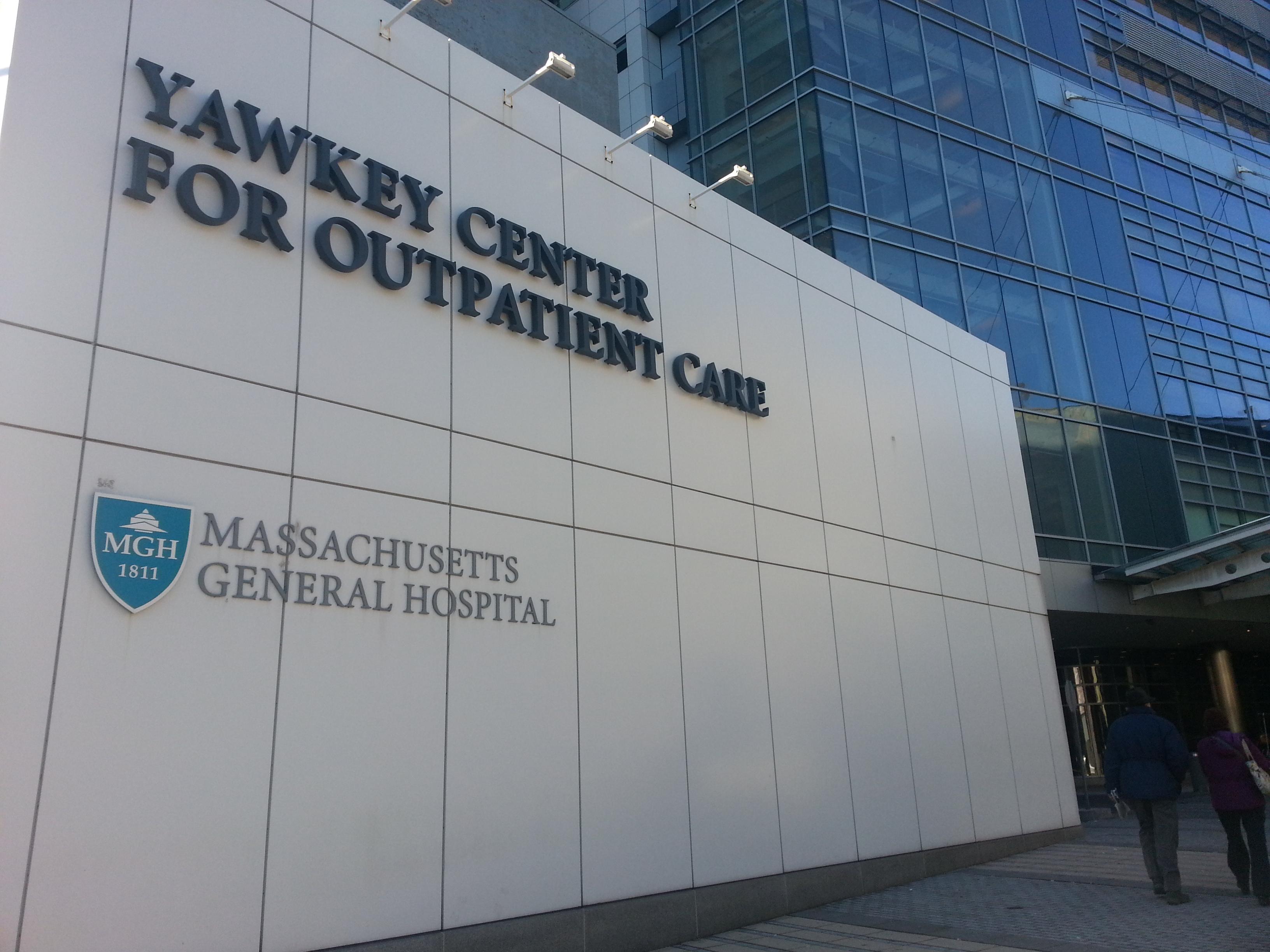 Massachusetts General Hospital   Princeternships 2013-2014