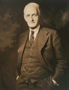 Studio Portrait of Philip Ashton Rollins, Class of 1889.