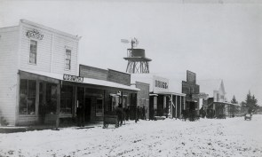 North Water Street, 1885.
