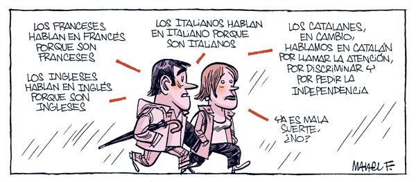 Manel Fontdevila  Las vernculas
