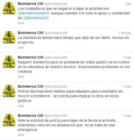 #FreeCobri: vivienderos detenidos por denunciar Madrid2020
