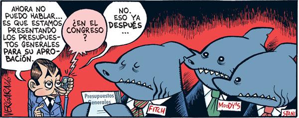 Zapatero vendido