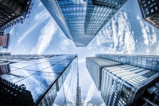 Image: skyscrapers