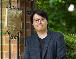 Picture of researcher Dr Billy Wong