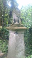 Abney Park Tomb of Joanna Vassa, daughter of Olaudah Equiano, a prominent figure in the abolitionist movement