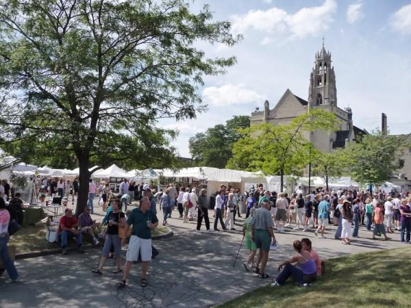 Clothesline Festival Green Dandelion