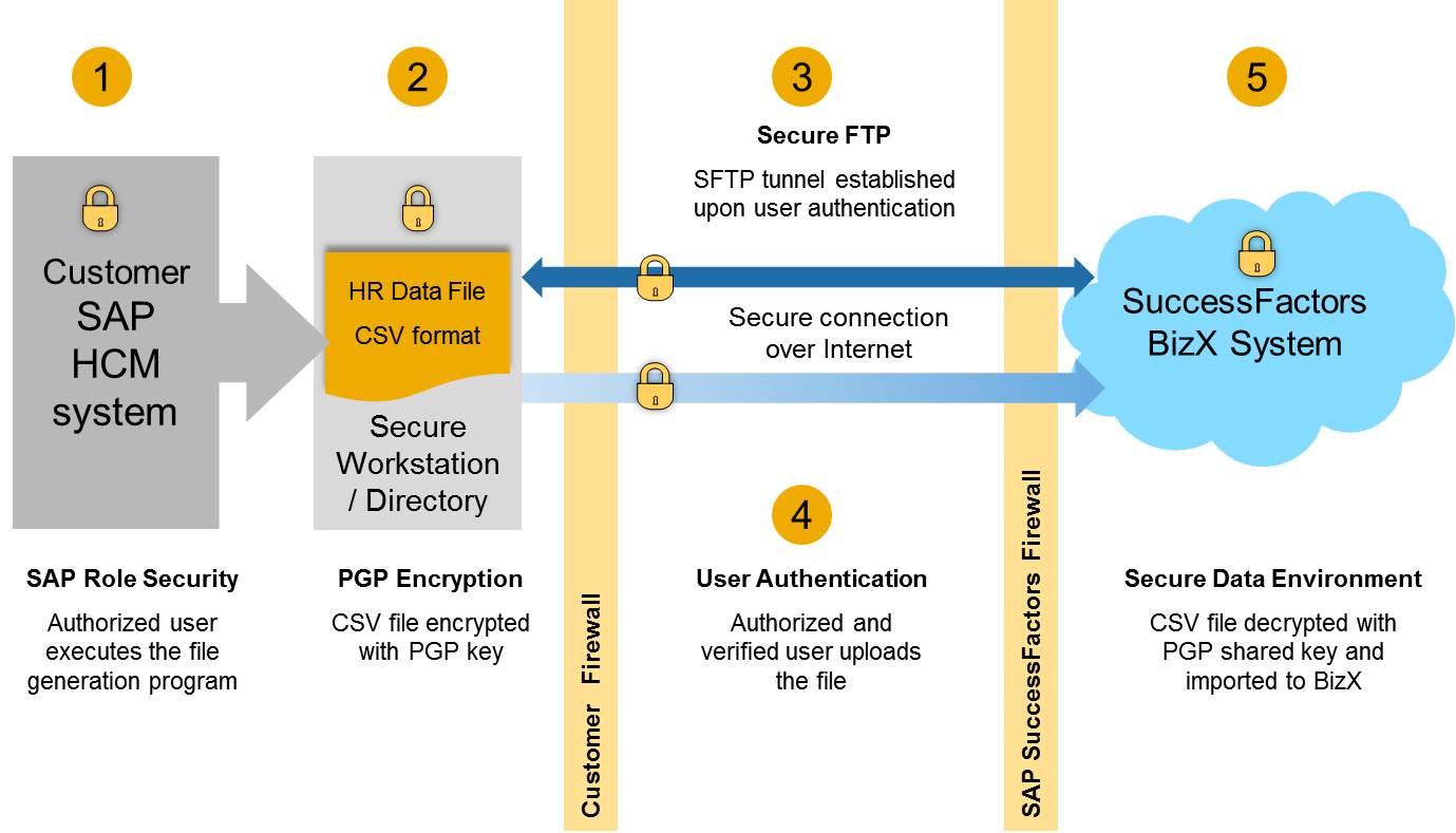 Sap Hcm Integration With Successfactors Bizx For Now And