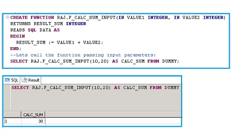 sql how to create function # 16
