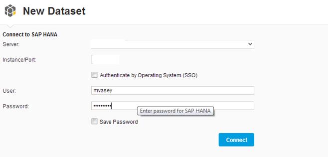 SAP HANA SP05 Composite Provider