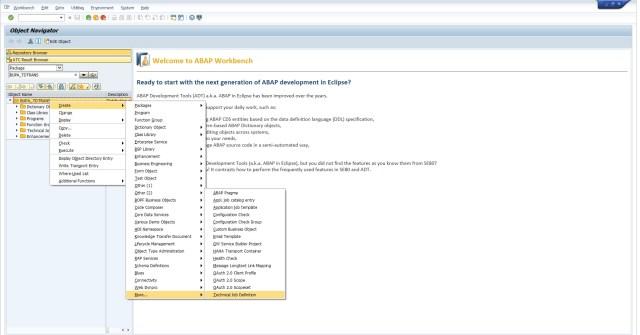 Implementing Technical Jobs in S/25HANA  SAP Blogs