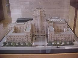 senate house model