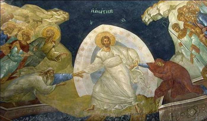 Αποτέλεσμα εικόνας για Ἀνάστασιν Χριστοῦ Θεασάμενοι