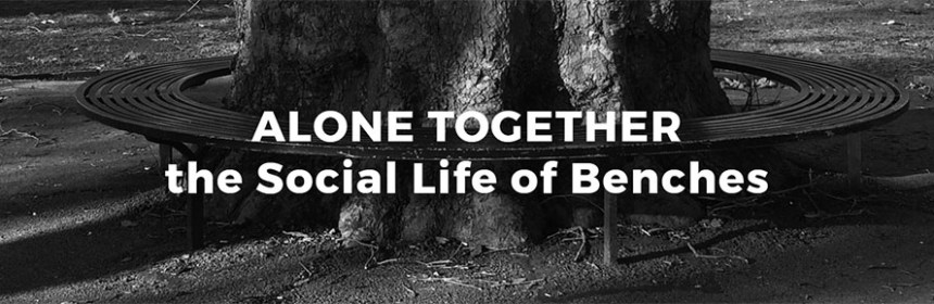 Banner for 'Alone Together' by Esther Johnson, from the film website