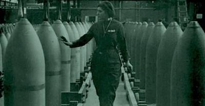 Still image from Asunder film*. Esther Johnson.