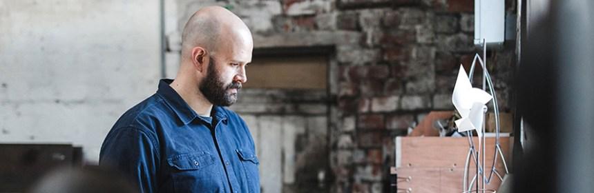 Image of Ben Tew, from SIA website