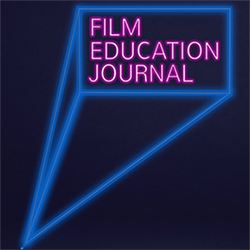 Front cover / logo for Film Education Journal
