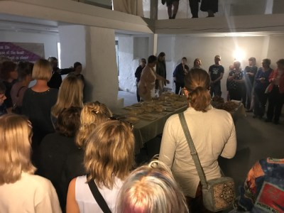 Viborg - As Much About Forgetting - Jette Gejl performance
