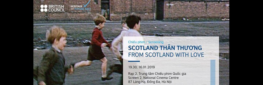 Promo image for British Council's Film as Cultural Heritage symposium feat. Virginia Heath's FSWL