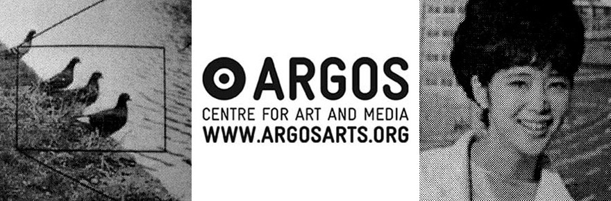 Stills from Esther Johnson's 'Point and Shoot' with ARGOS Brussels logo