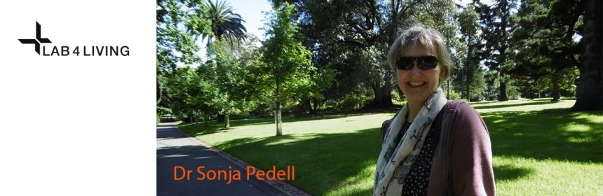 Visiting scholar Sonja Pedell