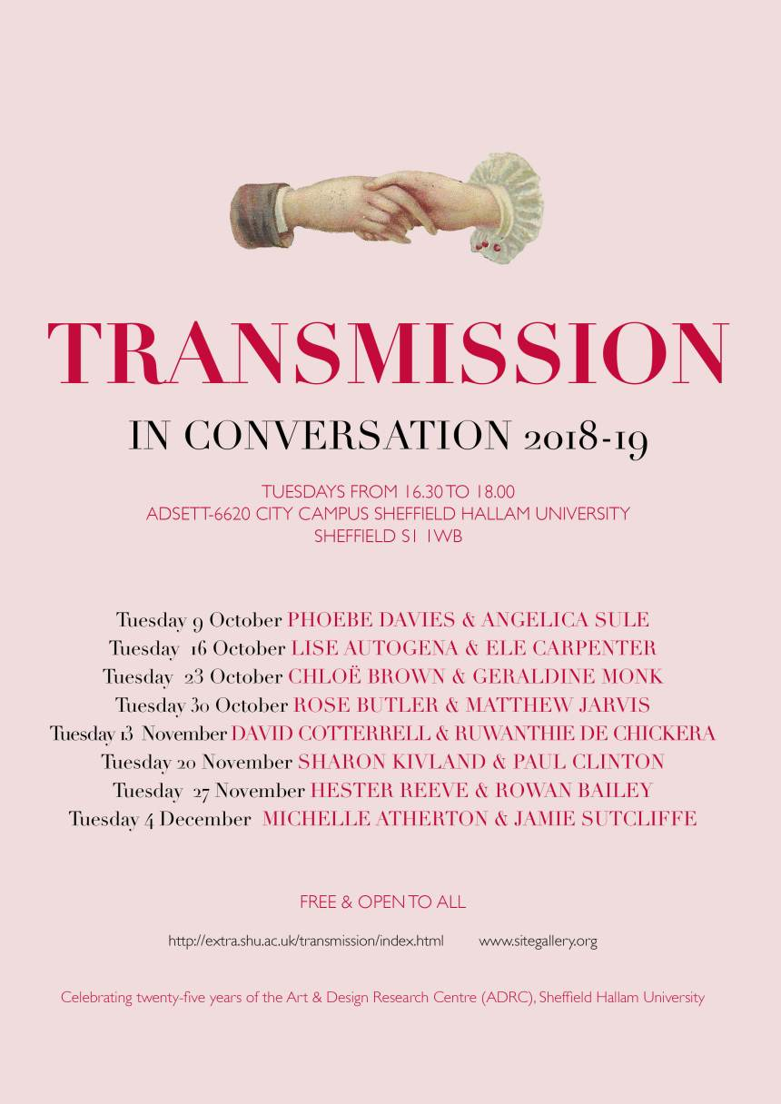 Transmission 2018-2019 Poster