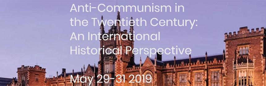QUB Anti-communism Conference