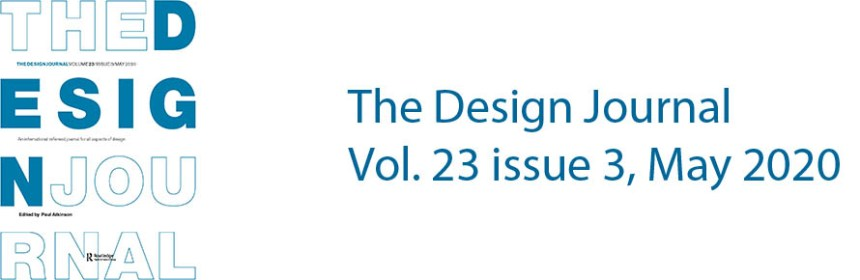 Design Journal May 2020
