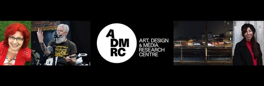Banner for CCRI Seminar - Professor Virginia Heath, still from Cigar Box Blues, ADMRC logo, still from DUST & METAL, Professor Esther Johnson