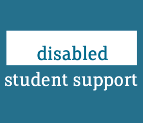 Disabled Student Support