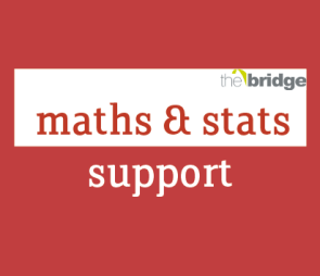 Maths and Stats support