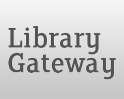 icon for the Library Gateway