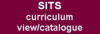 SITS curriculum view/catalogue