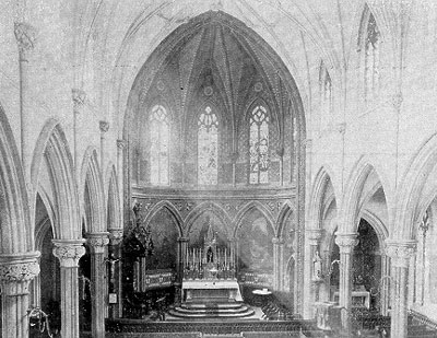 Newark  St Patricks ProCathedral  Churches of the