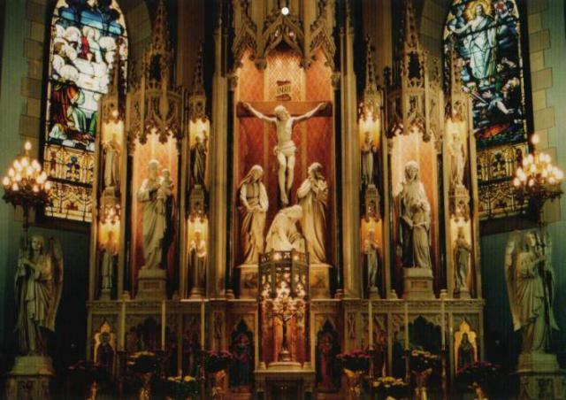 Jersey City  St Anthony of Padua  Churches of the