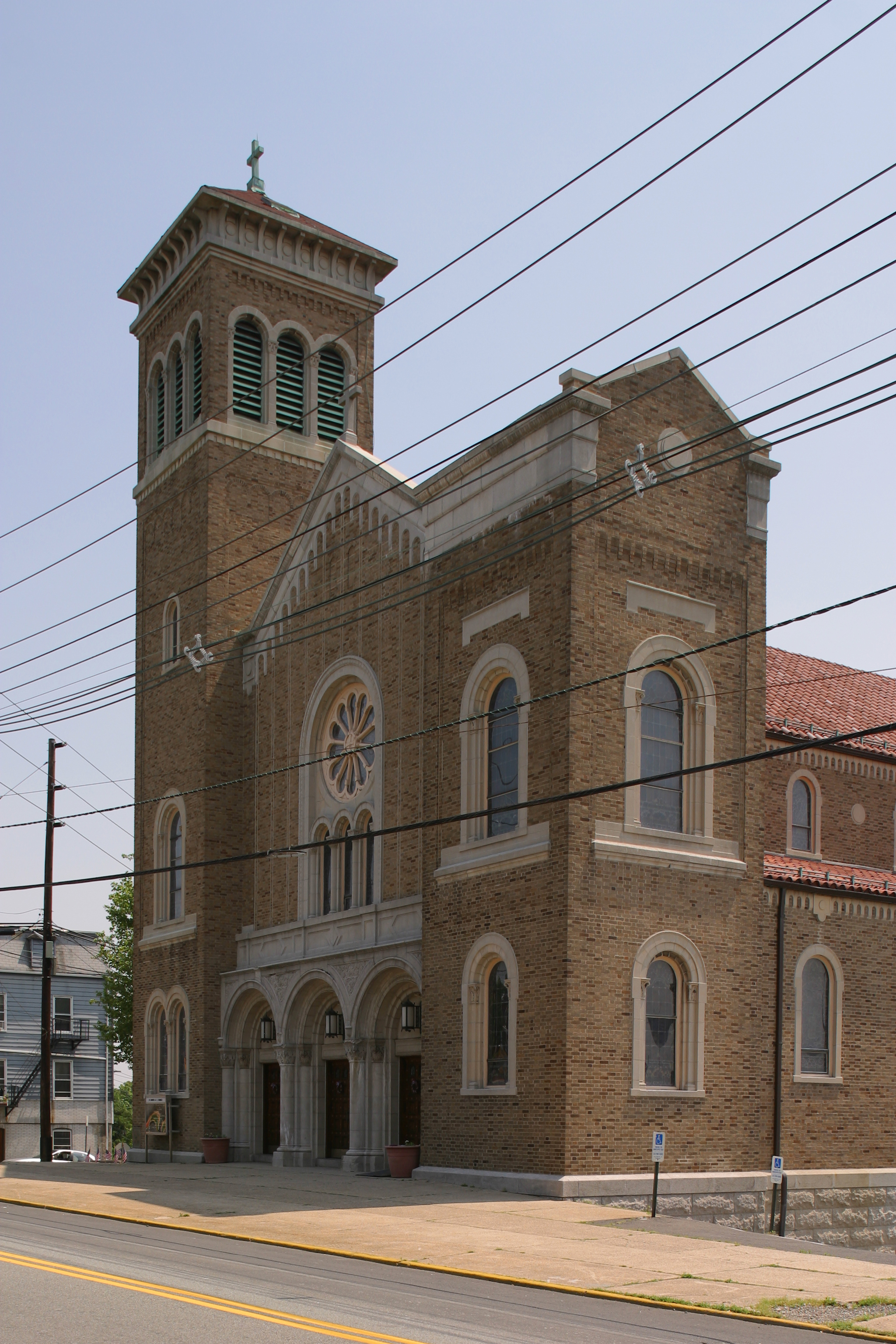 East Rutherford  Saint Joseph  Churches of the