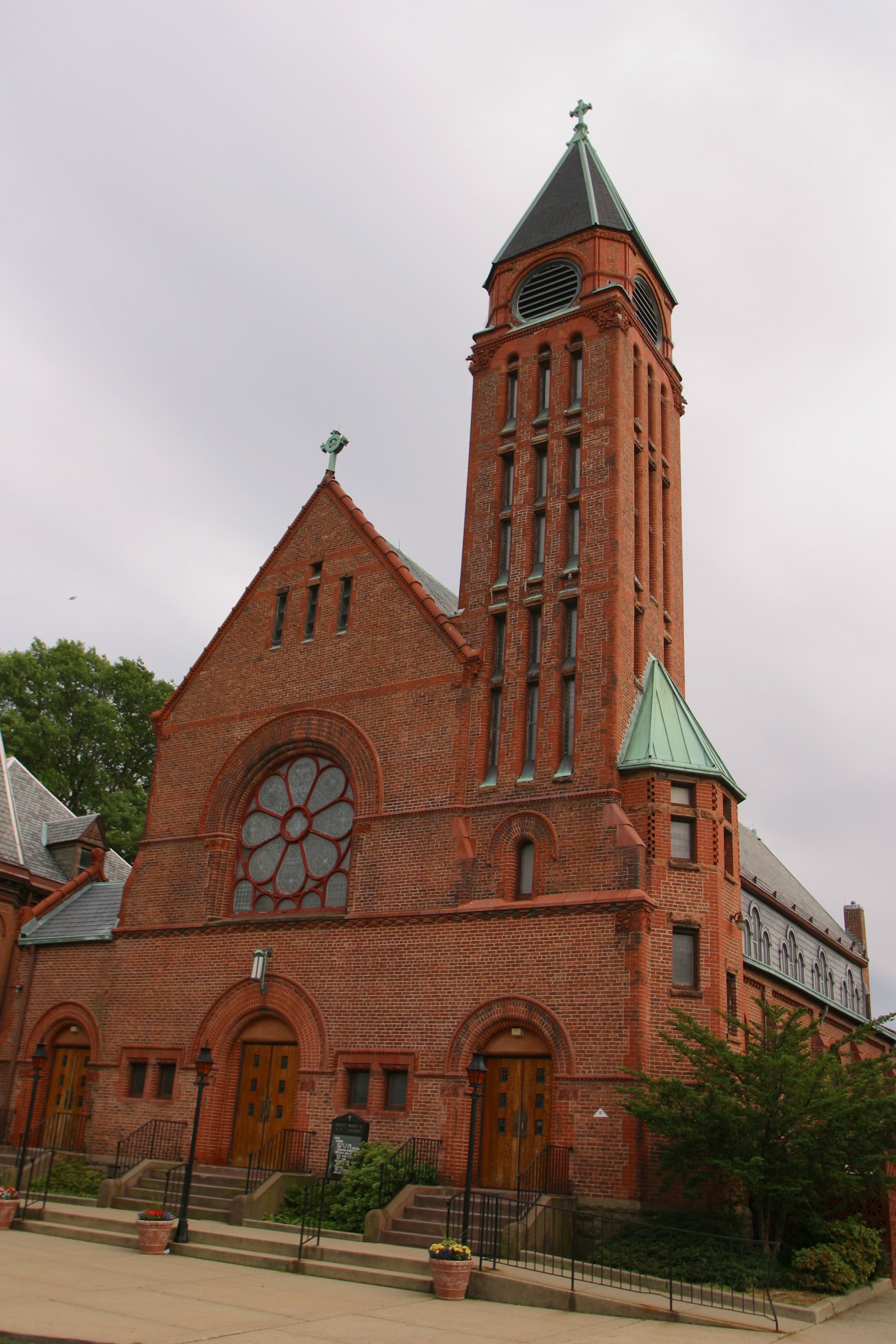 Rahway  Saint Mary  Churches of the Archdiocese of Newark