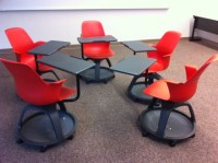 New Chairs Support Diverse Learning and Teaching Styles ...