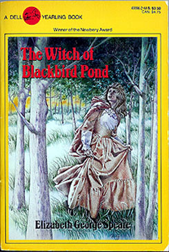 Top 100 Childrens Novels 36 The Witch of Blackbird Pond by Elizabeth George Speare