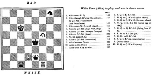 alice chess problem