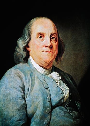 Ben Franklin Patriot, Foodie  Arts & Culture Smithsonian