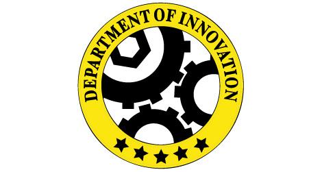 U.S. Dept. of Innovation logo