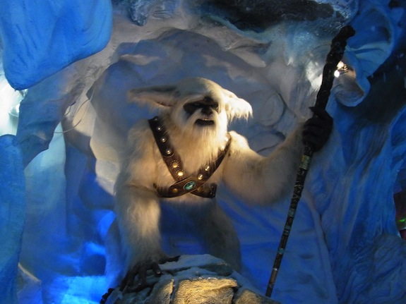 Image result for the yeti