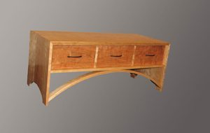 Chest of Drawers by Alec Williamson