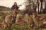 Portland animal photographer Carli Davidson