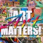 art matters logo southern oregon artists resource