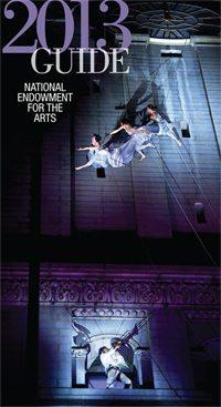 Cover of the 2013 NEA Guide