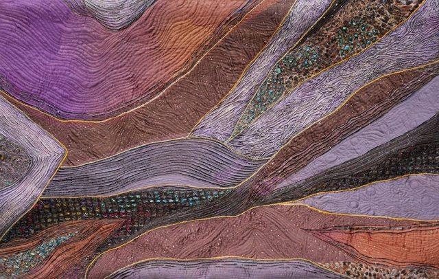 Strata, by Christina Brown