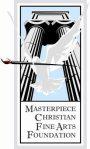 Masterpiece Christian fine arts logo
