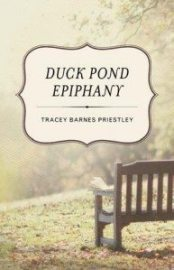 Duck Pond Epiphany by Tracey Barnes Priestley